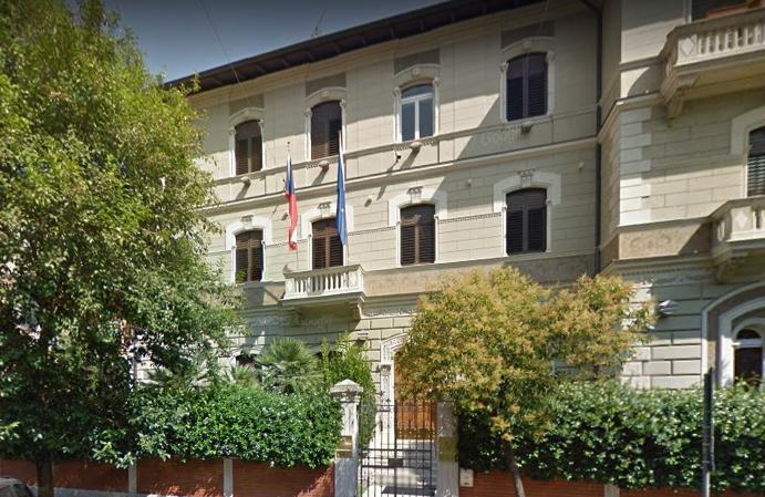 Velvyslanectví České republiky v Římě