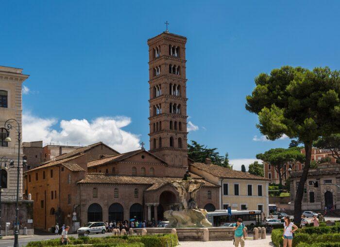 Bazilika Santa Maria in Cosmedin