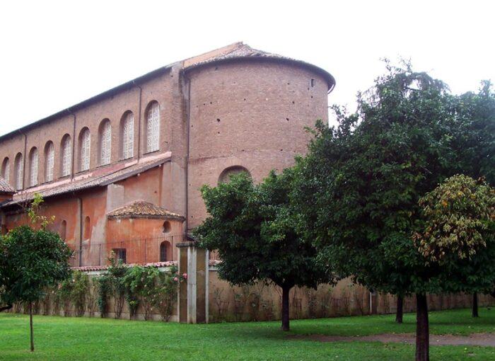 Bazilika Santa Sabina
