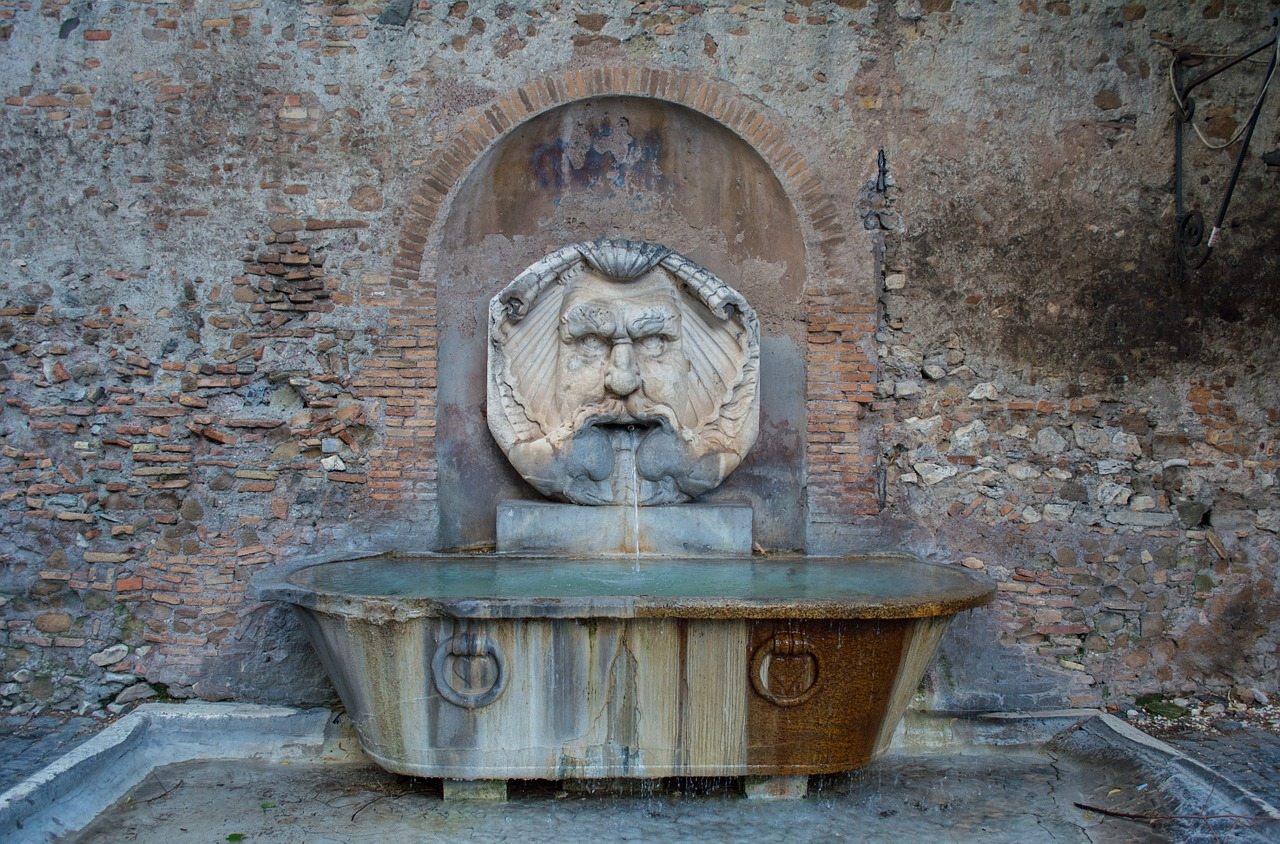 Fontána Aventin