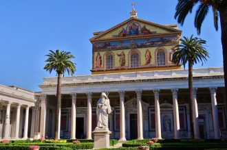 Bazilika svatého Pavla za hradbami