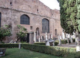 Diokleciánovy lázně