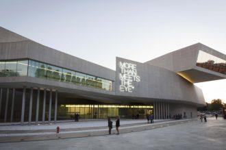 Národní muzeum umění 21. století (MAXXI)