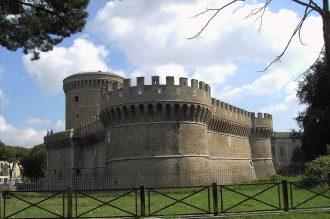 Hrad Castello di Giulio II