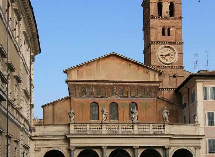 Bazilika Santa Maria in Trastevere