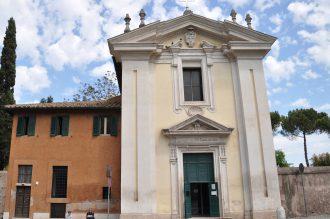 Kostel Domine Quo Vadis