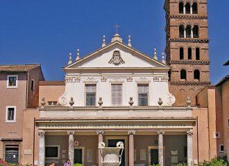 Bazilika Svaté Cecílie v Trastevere