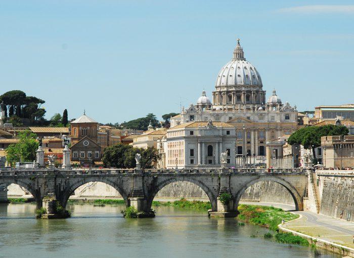 Tibera - Řím