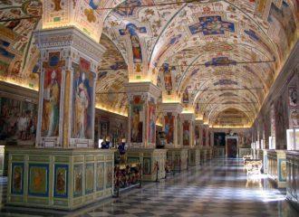 Vatikánská knihovna